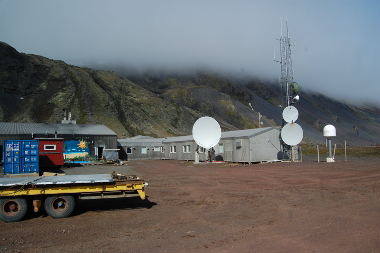 Jan Mayen meteorologisk station